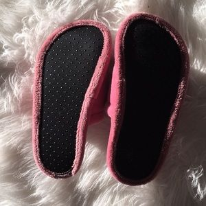 PINK Victoria's Secret Shoes - VS PINK Begonia Slippers